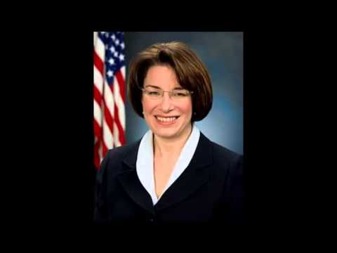 Treason! My Name is Senator Amy Klobuchar, and I voted for the UN Gun Treaty