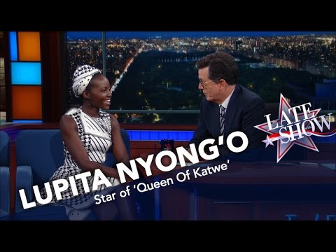 Lupita Nyong'o Dropped Everything To Party With President Ob