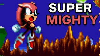 Sonic Mania Plus - 5 Minutes of Super Mighty Gameplay