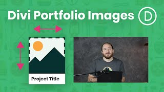 How To Change the Divi Portfolio Image Aspect Ratio | Make Featured Images Square or Any Size
