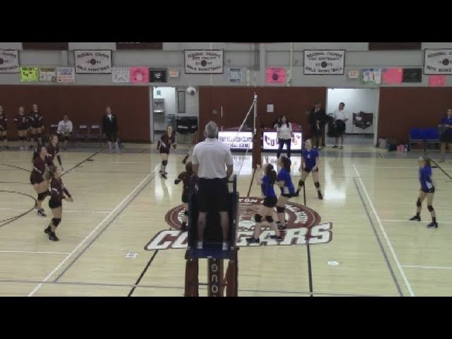 NCCS - Peru JV Volleyball  10-10-19