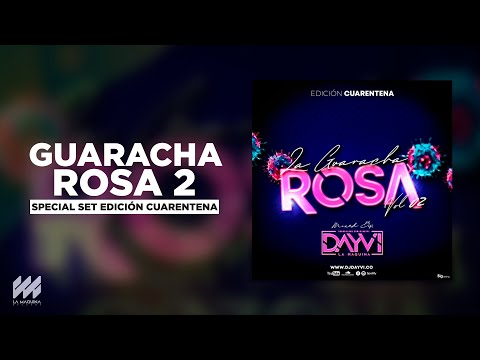 DAYVI GUARACHA ROSA 2 EDICIÓN CUARENTENA GUARACHA ALETEO 2020