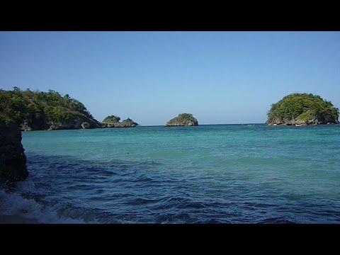 Northern part of Ilig-Iligan Beach