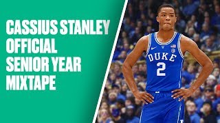 Cassius Stanley is a DUKE Commit - Official Senior Year Mixtape