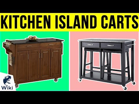 10-best-kitchen-island-carts-2019