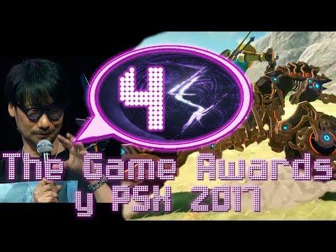 SaysGamers Ep 43: La navidad llego! The Game Awards y PSX 2017!!!