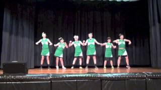 bcluw powderpuff cheerleaders