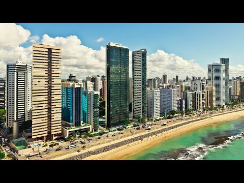 Top 10 metrópoles mais ricas do Brasil 2020  Brazil&39;s Richest Metropolises 2020 by GDP nominal