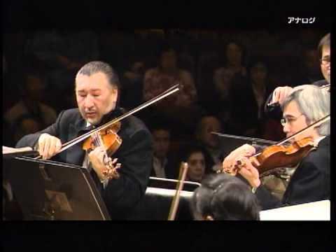 Mahler 9th Symphony Ⅳ  Herbert Blomstedt, NHK.so