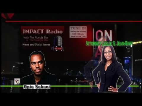 Impact:  Opio Speaks with Attorney Jean-Bart on Hemming 5 an