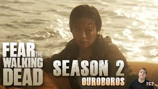 Fear The Walking Dead Season 2 Episode 3 - Ouroboros - Video Predictions!