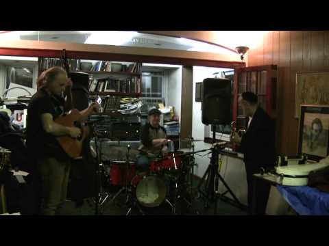The Andy Statman Trio with Van Manakas: Goin' To Town