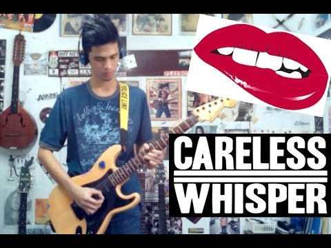 Careless Whisper - Seether(Guitar Cover)with Chords and Tab - YouTube