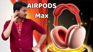 Apple HeadPhone😳 | Apple AirPods Max🎧 Features, Price Details Explained