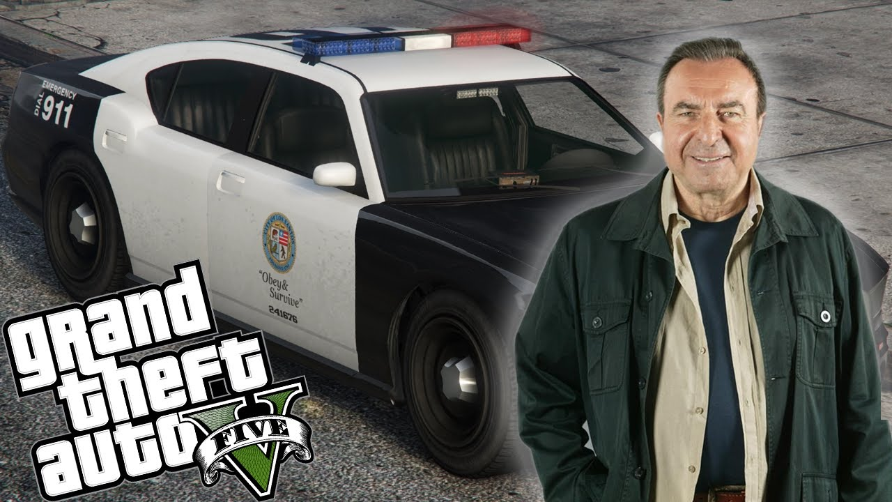 GTA V ÇILGIN POLİS EKİBİ!