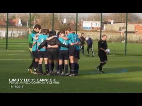 LJMU Mens 1st 2-1 Leeds Beckett University (Carnegie) Mens 1st