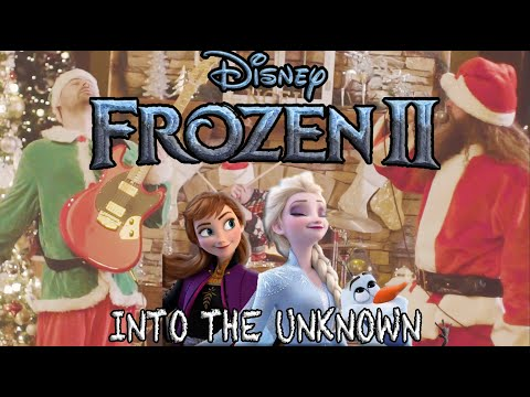Jared Dines Into The Unknown FROZEN 2 (Panic! At The Disco Cover)
