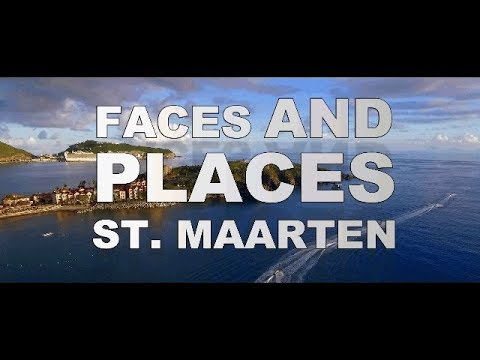 St. Maarten Faces and Places 2019