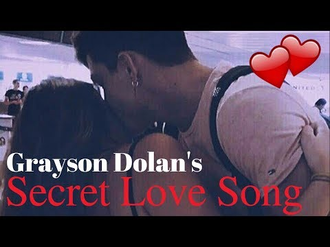 Grayson Dolan's Secret Love Song