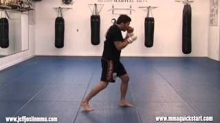 Boxing-MMA-Muay Thai – Punching Technique – Uppercut (Rear Hand)