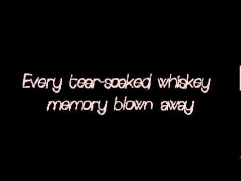 Blown Away - Carrie Underwood Lyrics