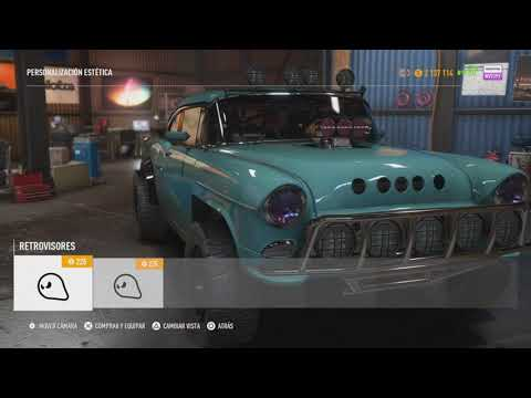 Tuneo SUPER TODOTERRENO BEL AIR 1955 | NFS PAYBACK | CHARLIE SPEED