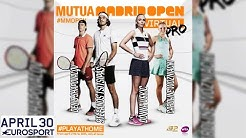 🔴Mutua Madrid Open Virtual Pro | Day 4 | Tennis | Livestream | Eurosport