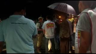 Camaçari Notícias - Polícia Militar esclarece incidente com manifestantes em Camaçari