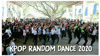 KPOP RANDOM PLAY DANCE 2020! PHILIPPINES! (Foundation Day at School) | Sean Gervacio