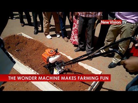 Wonder machine makes farming fun