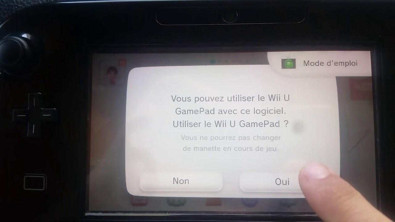 Wii U] Nintendont et Wiixplorer injectables en virtual