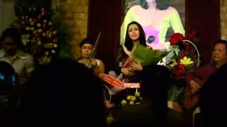 Một Cõi Tình Phai - Ngô Thụy Miên - ca sĩ Lê Anh - Phòng trà hát mộc Grin