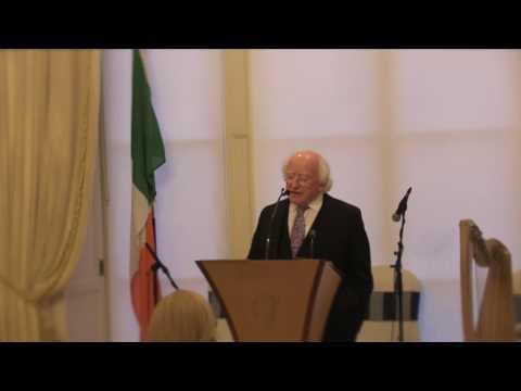Speech at a State Dinner in Honour of Kolinda Grabar Kitarović, President of Croatia