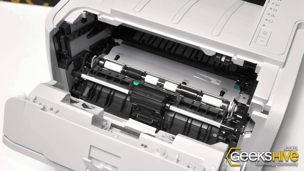 инструкция принтер hp laser jet p2035
