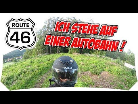 ROUTE 46 - Deutschlands längste Autobahnruine!   ChRizZLeX