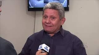 Jorge Brito fala do debate diferenciado realizada na sessão sobre as eleição presidencial