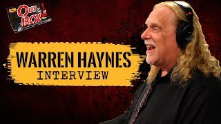 Warren Haynes Talks About Riding the 'Fun Bus' with Gregg Allman; Performs