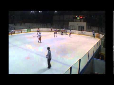 U16: CZE - SUI, góly, Rokycany, listopad 2014