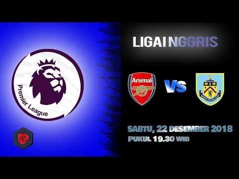 download Jadwal Pertandingan Liga Inggris Arsenal VS Burnley FC, Sabtu Pukul 19.30 WIB