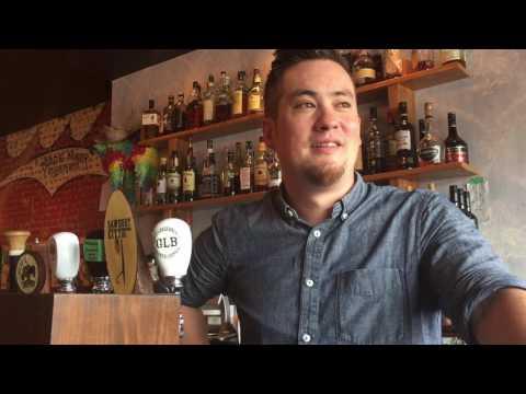 GLB Barstool Chats: Dennis Kimeda - The Wren