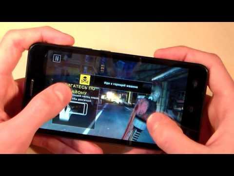 Игры на Prestigio Muze C3 (RealRacing3, DeadTrigger2, SubwaySurf)