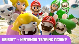 Today's BIG Story: Are Ubisoft and Nintendo teaming up AGAIN?