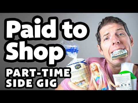 Get Paid To Shop $50 Per Hour - Work At Home Jobs for 2019