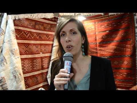 Algerien Heute & Dar El Djazair: Rebekka Hilz - Bazaar Berlin 2014