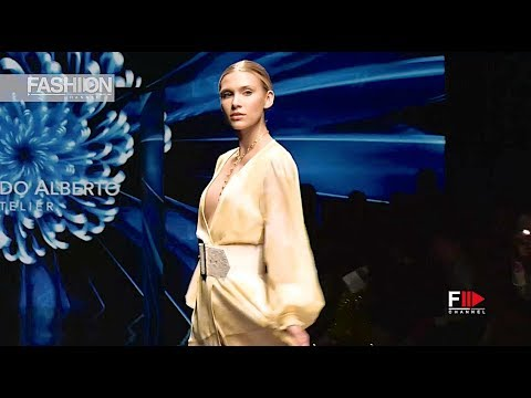 [VIDEO] - FERNANDO ALBERTO ATELIER Spring 2020 LAFW by AHF Los Angeles - Fashion Channel 3