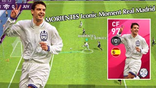 Review Iconic Player CF 97 Rating MORIENTES - Pes 2020 Mobile