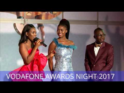 Ghana vodafone music awards night 2017