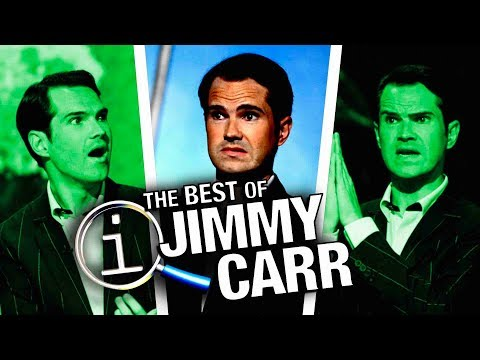QI  Jimmy Carr's Best Moments