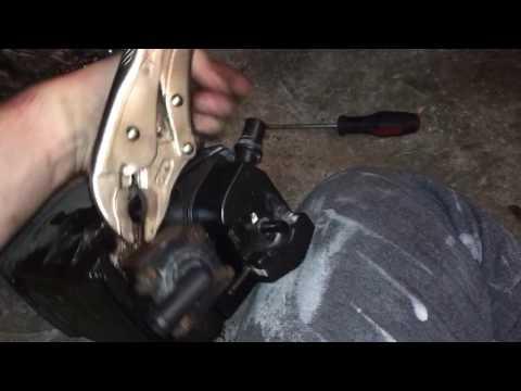 HONDA CRV CANISTER PURGE VALVE LOCATION P 1457 CODE DIY ...