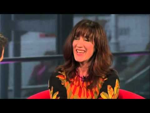 Maria Doyle Kennedy on The Hour with George Stroumboulopoulos: